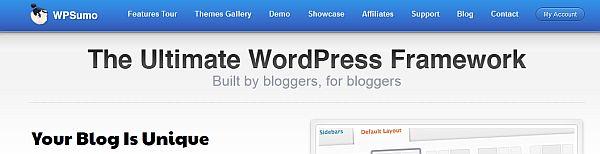 WPSumo Framework Home Page