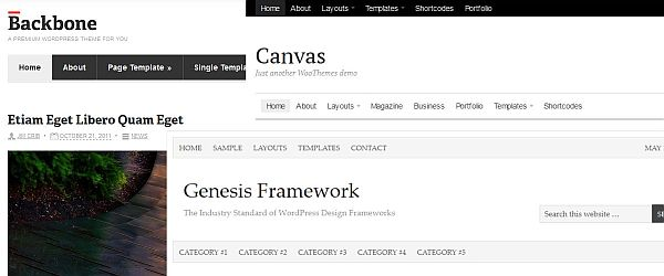 WordPress Theme Frameworks – Beyond The Theme