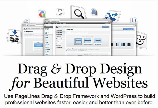 PageLines Drag & Drop Framework For WordPress – A First Look