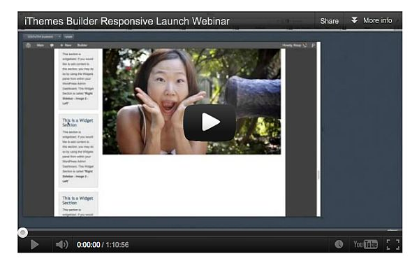 iThemes Builder Has Become Responsive With Version 4.0