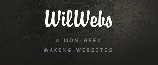 A Non-Geek Making Websites – with WordPress