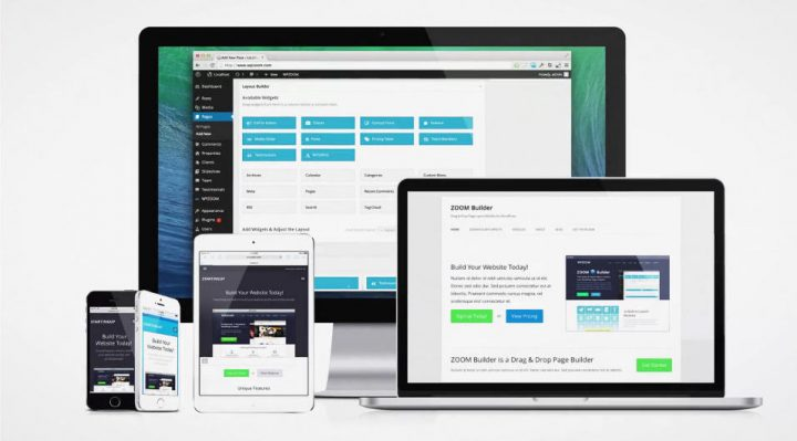 ZOOM Builder Multi Devices