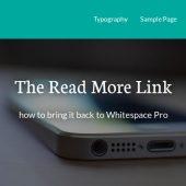 StudioPress Whitespace Pro Header