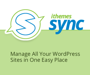 Manage All Your WordPress Websites From One Place with iThemes Sync